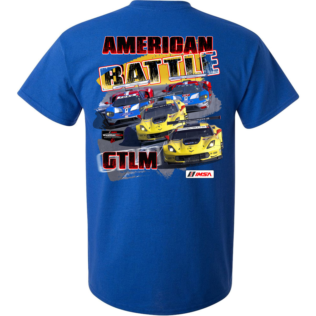 American Battle - Chevy vs. Ford