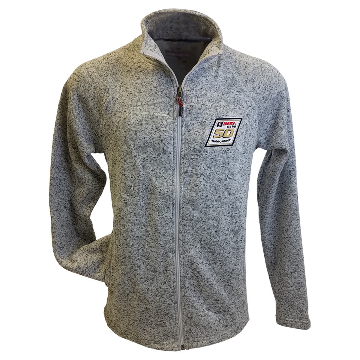 IMSA 50th Full Zip Fleece