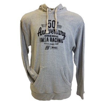 IMSA 50th Fleece Hoodie Heather