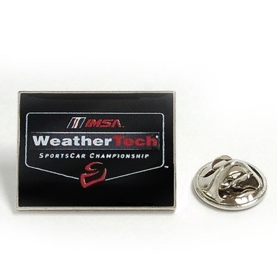Weather Tech Lapel Pin