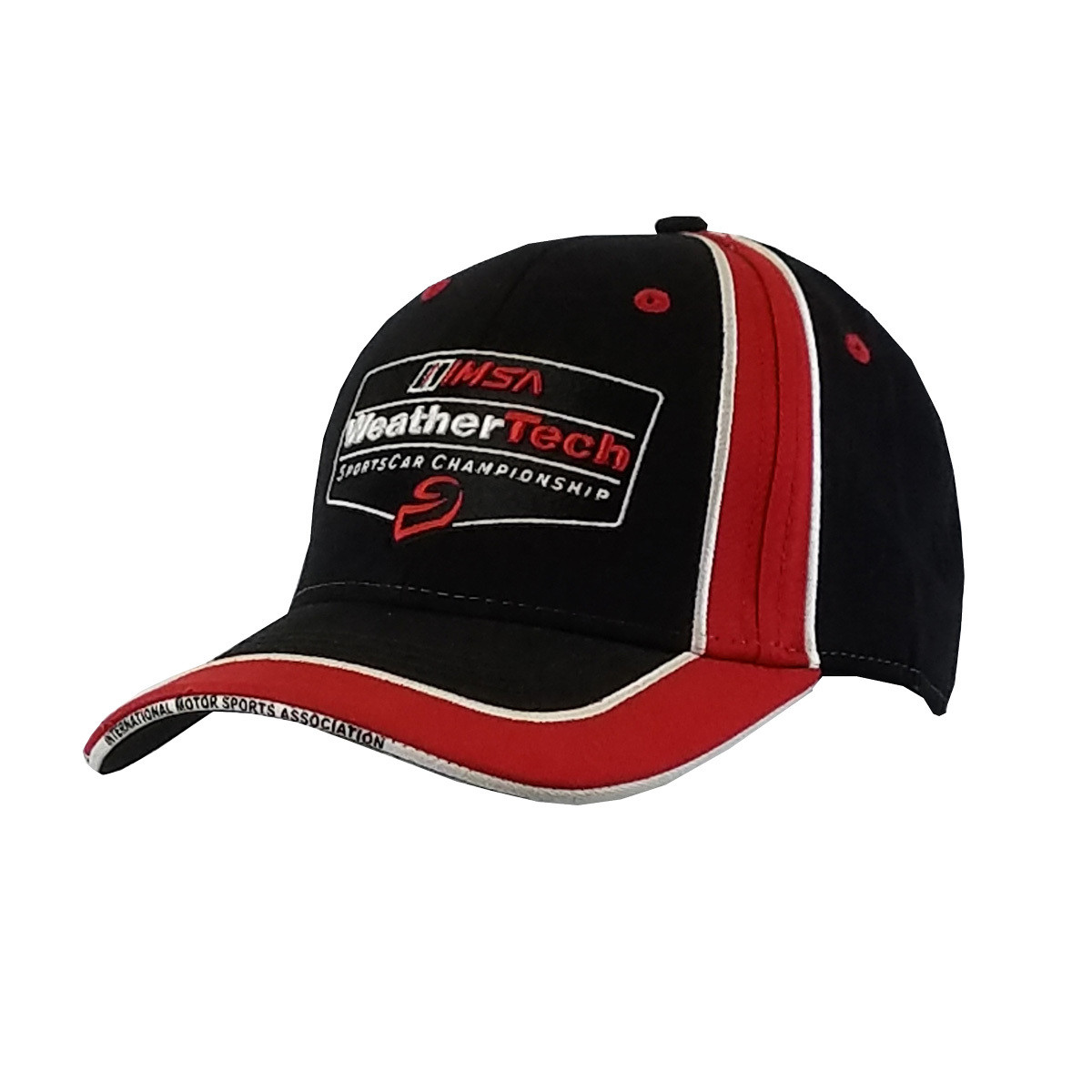 Weathertech 2019 Hat Black/Red