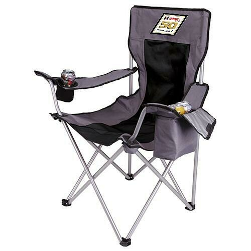 IMSA 50th Camp Chair Black