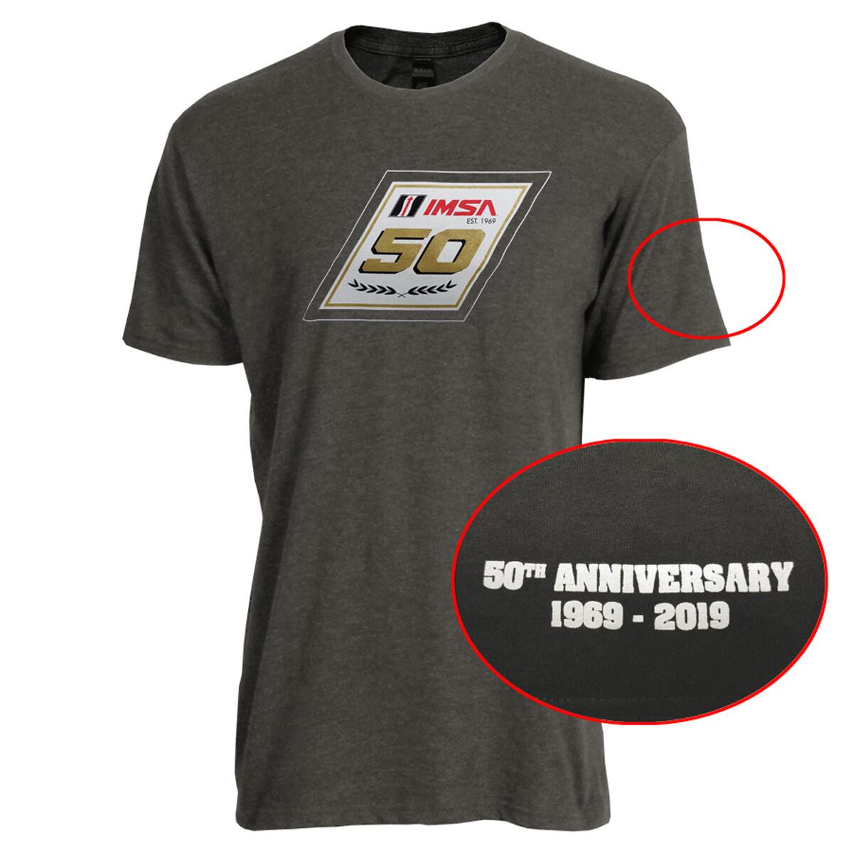 IMSA 50th Liquid Gold T Htr Char