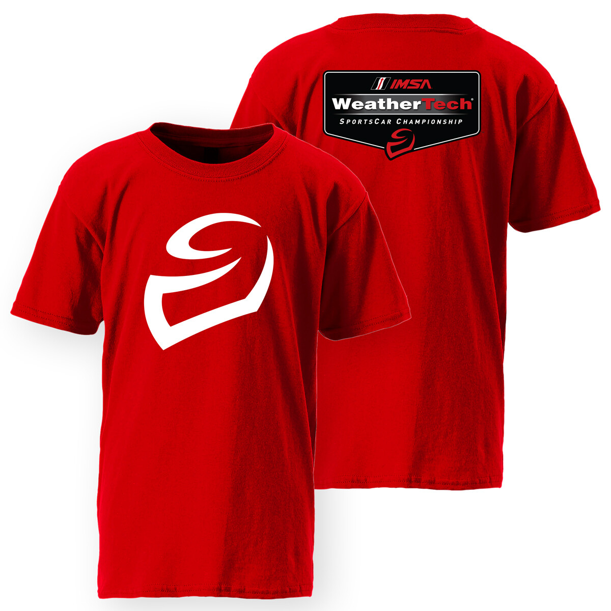 WeatherTech Youth Tee - Red