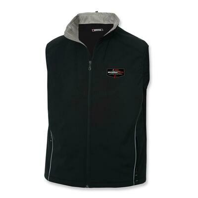 WeatherTech Clique Soft Shell Vest- Black