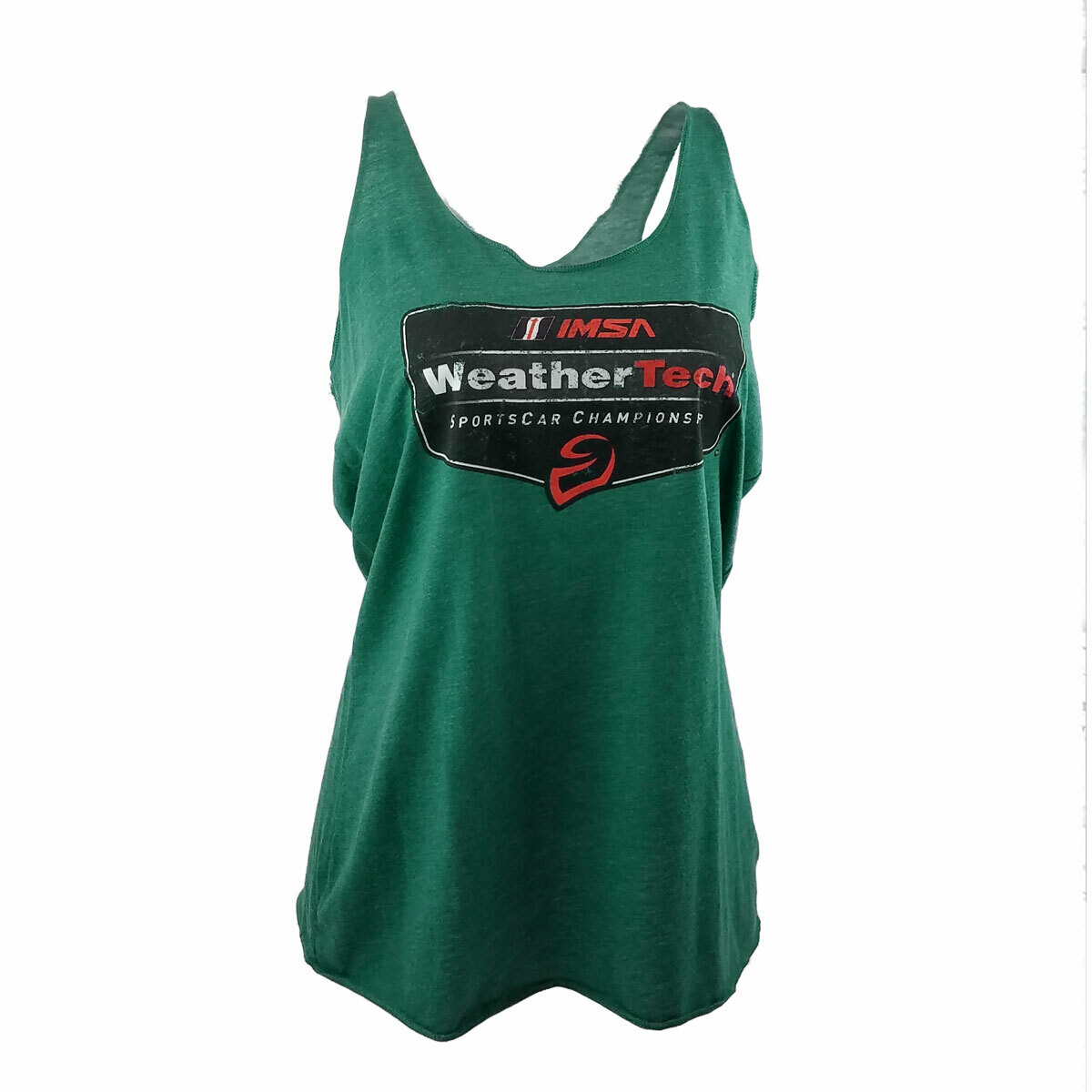 Weathertech Ladies Tank Top - Teal