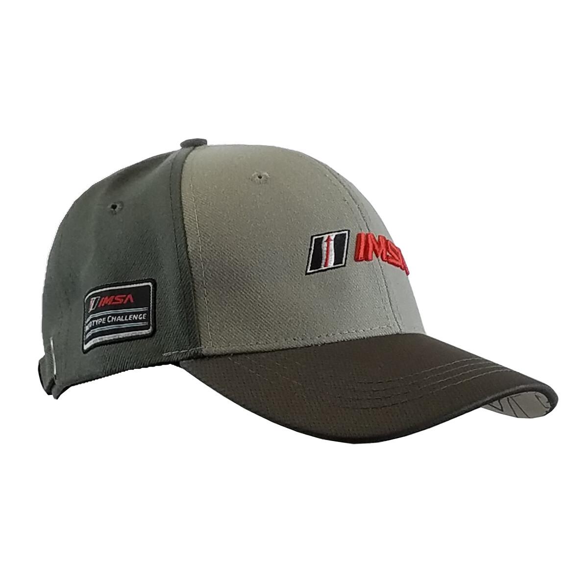 IMSA Tech Mesh Bill Hat - Greys