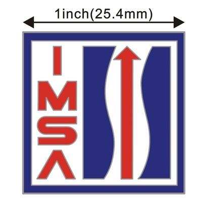 IMSA Vintage Lapel Pin