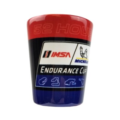 IMSA Endurance Cup Shot Glass