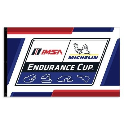 IMSA Endurance Cup Flag 3 ft x 5 ft