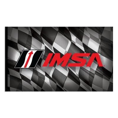 IMSA Checkered Flag - 3 ft x 5 ft