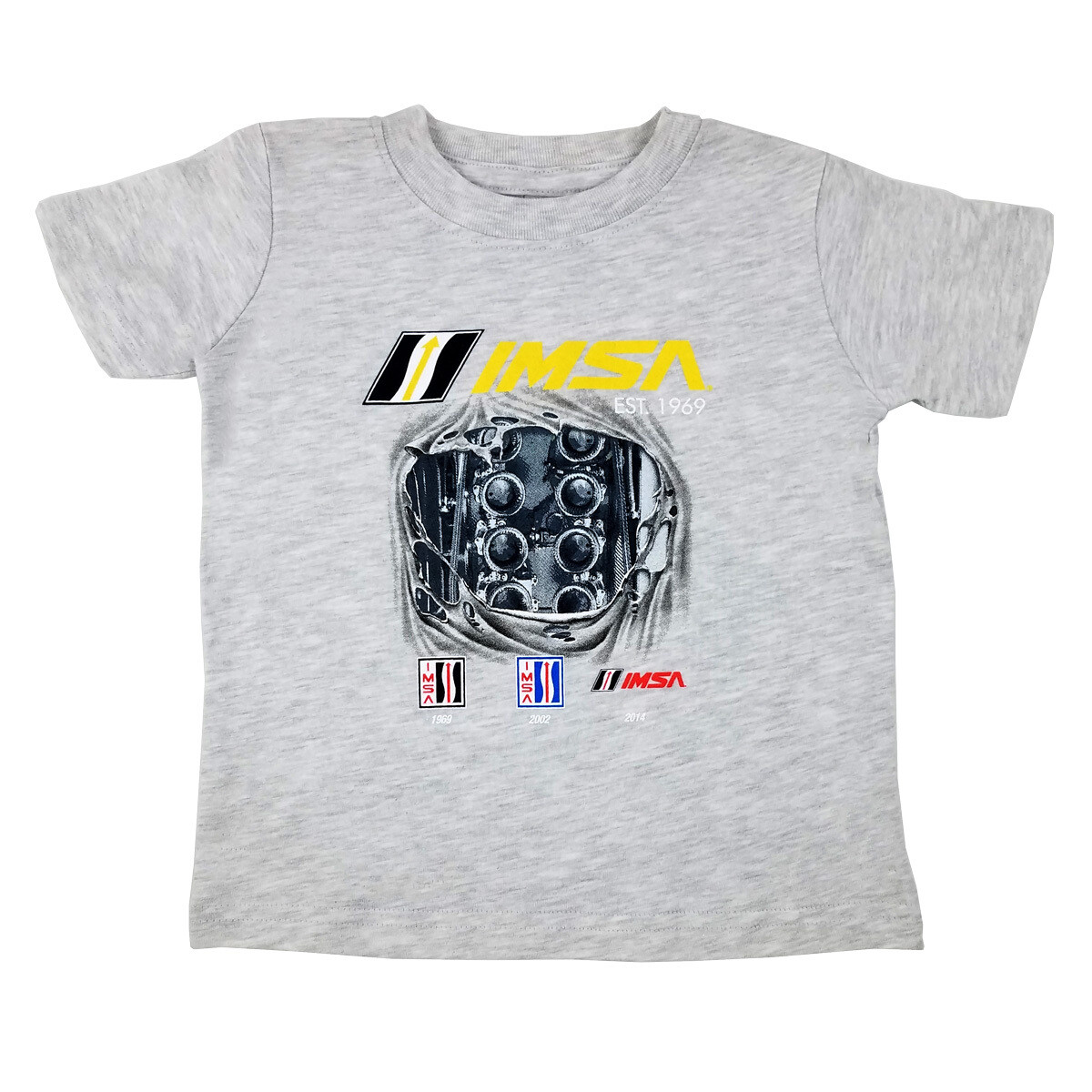 IMSA Infant Breakthrough Tee- Ash Grey
