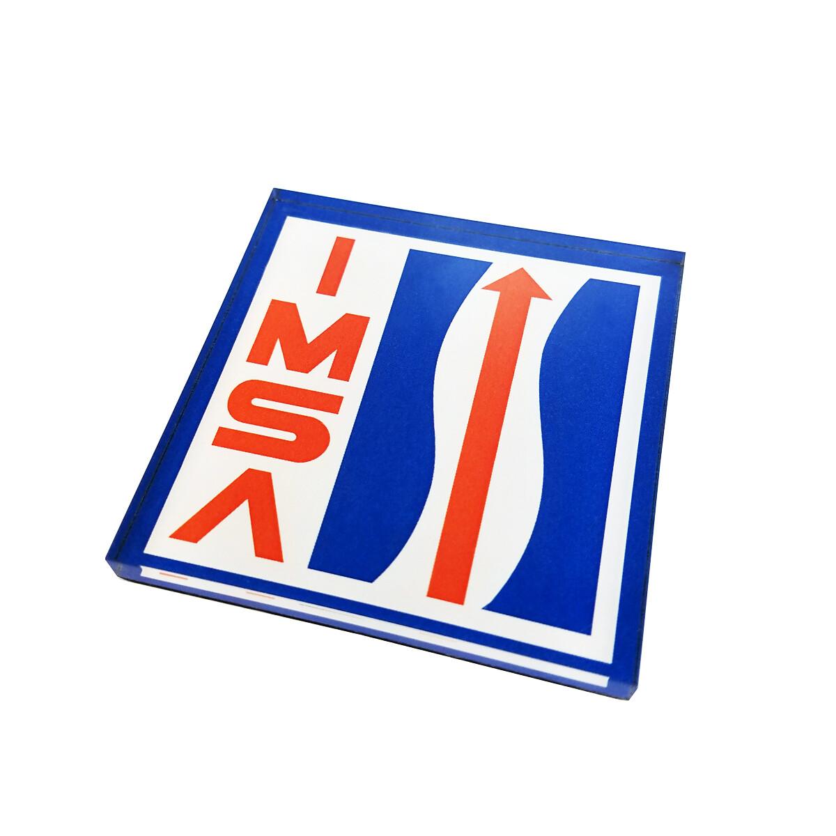 IMSA Vintage Logo Magnet