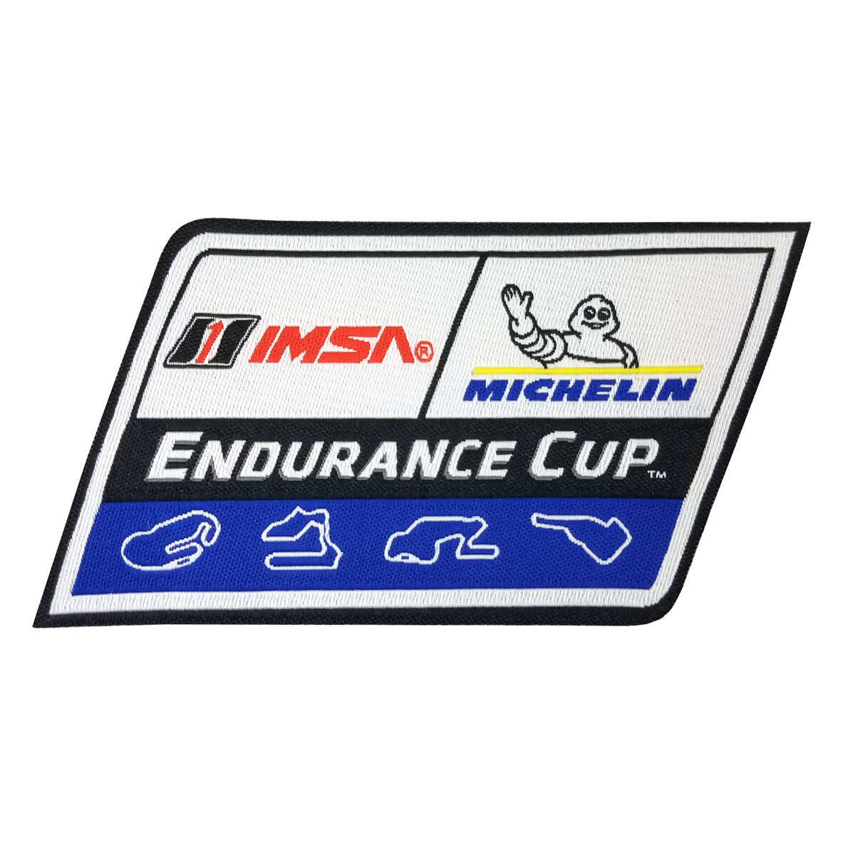 Endurance Cup Woven Patch