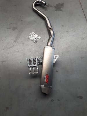 Uitlaat Suzuki RMZ 250