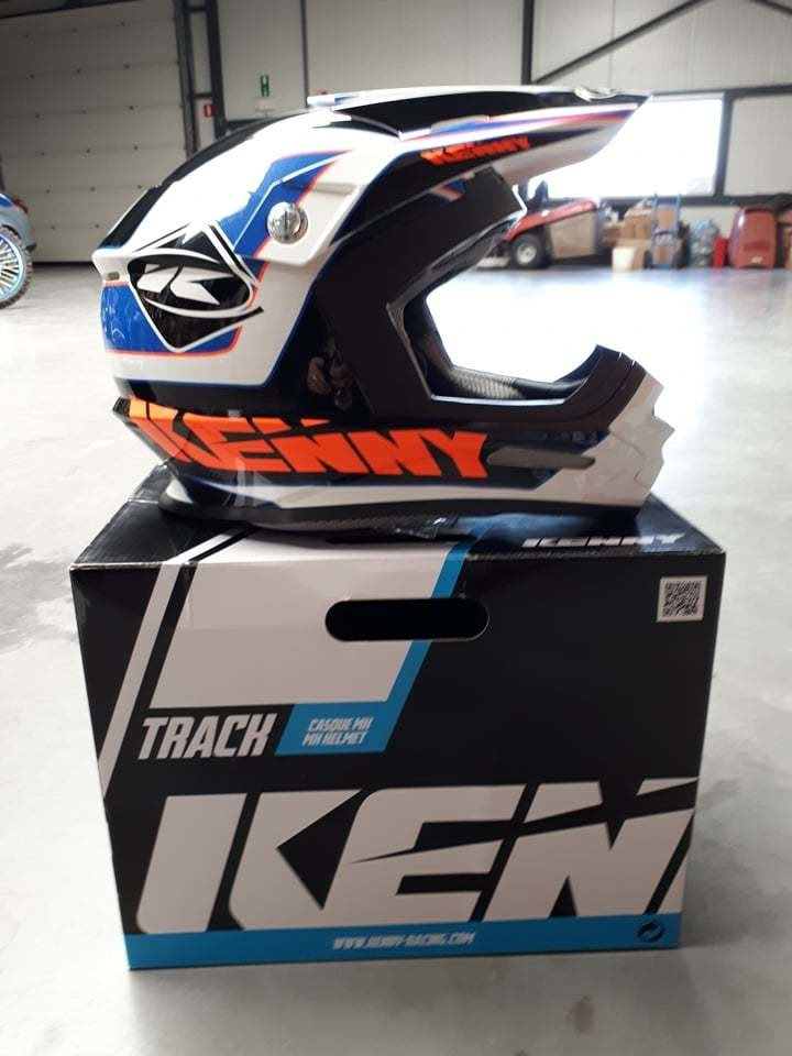 Kenny helm Track