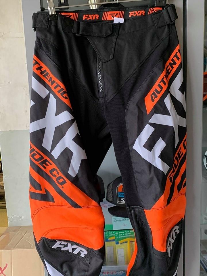 FXR broek cluth