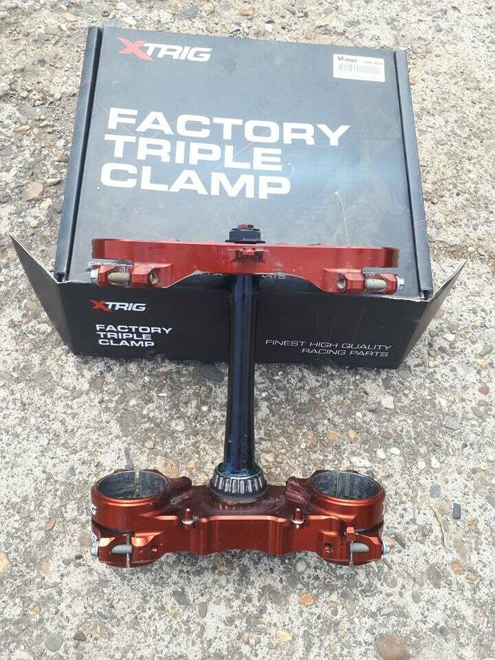 X-Trig Triple Clamp KXF250-450 van 2013 tot nu