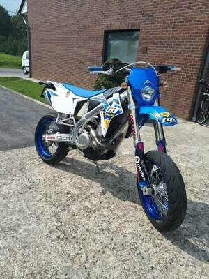 TM supermotard 530FI4S