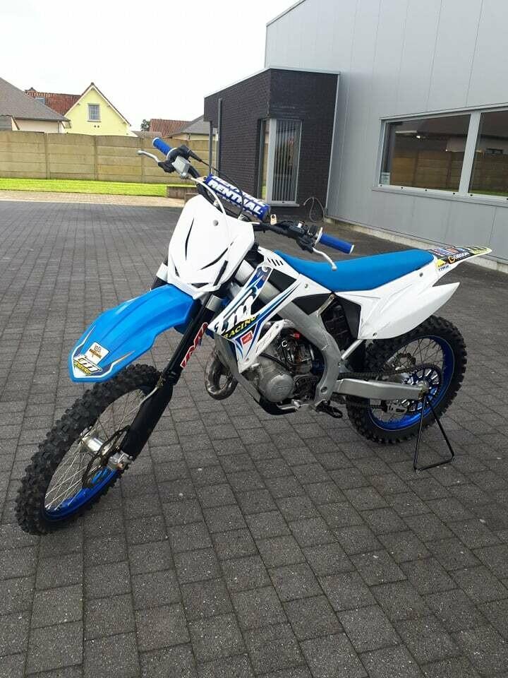 TM MX 125cc 2016