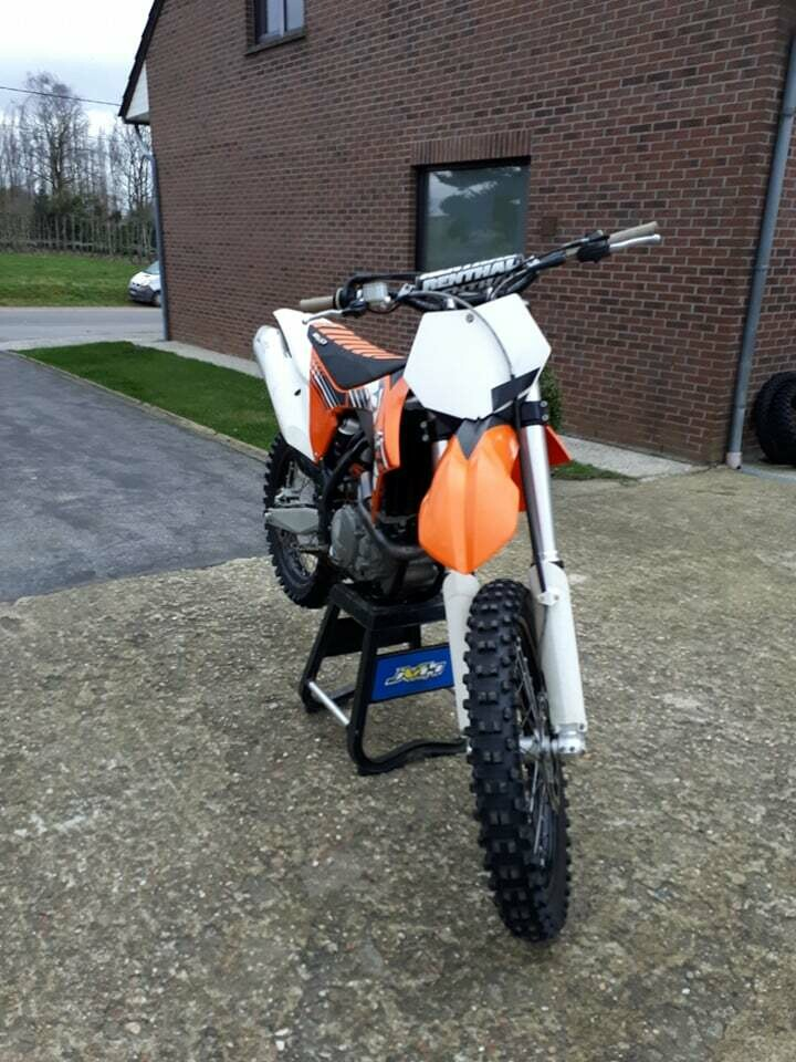 KTM sxf450   2011