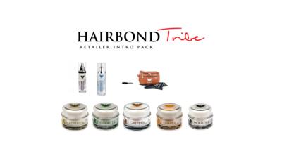 Hairbond Tribe Retailer Intro Pack