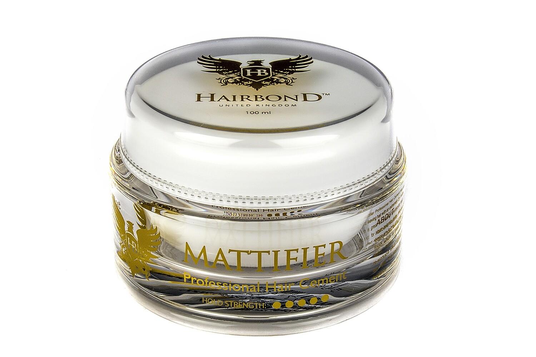 Hairbond Mattifier Professional Hair Cement 100ml