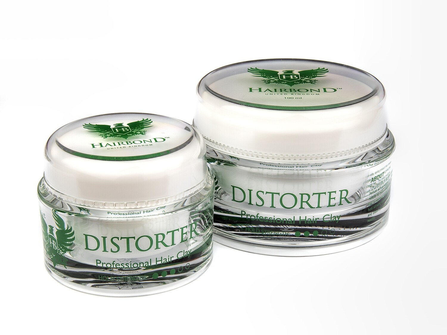 DUO Hairbond Distorter Professional Hair Clay Pack (50ml & 100ml)