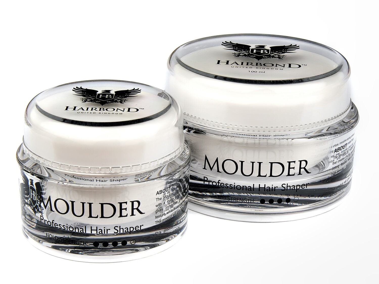 DUO Hairbond Moulder Professional Hair Shaper Pack (50ml & 100ml)