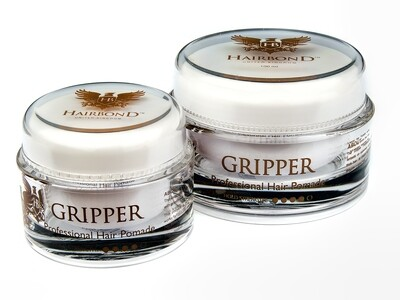 DUO Hairbond Gripper Professional Hair Pomade Pack (50ml & 100ml)
