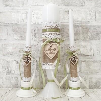 Свадебный, семейный очаг