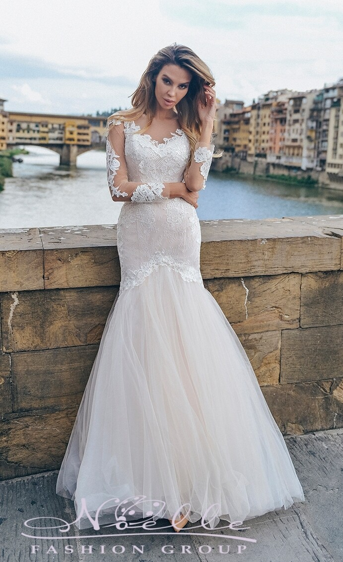 """Свадебное платье """"Энрика"""""""