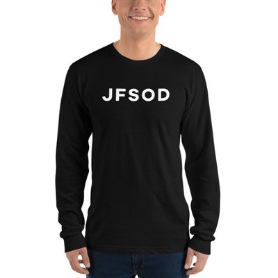 Adult JFSOD Long sleeve (White Letters)