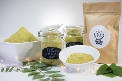 Pure Organic Henna & Jagua - Gift card