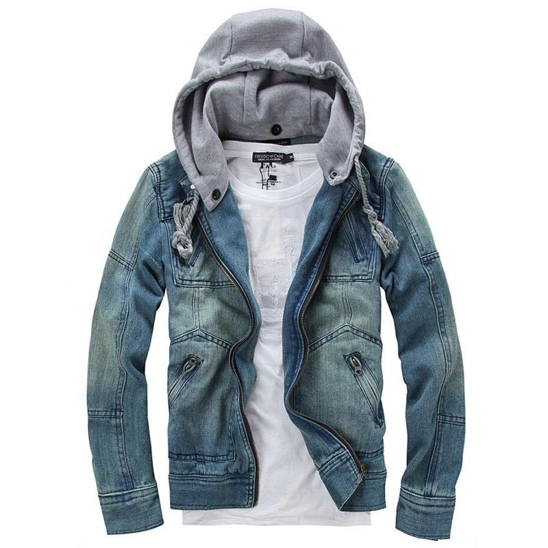 Casual Jeans Jacket
