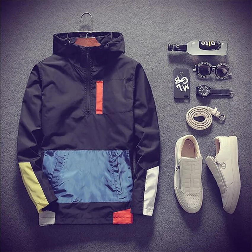 Colorful Jacket