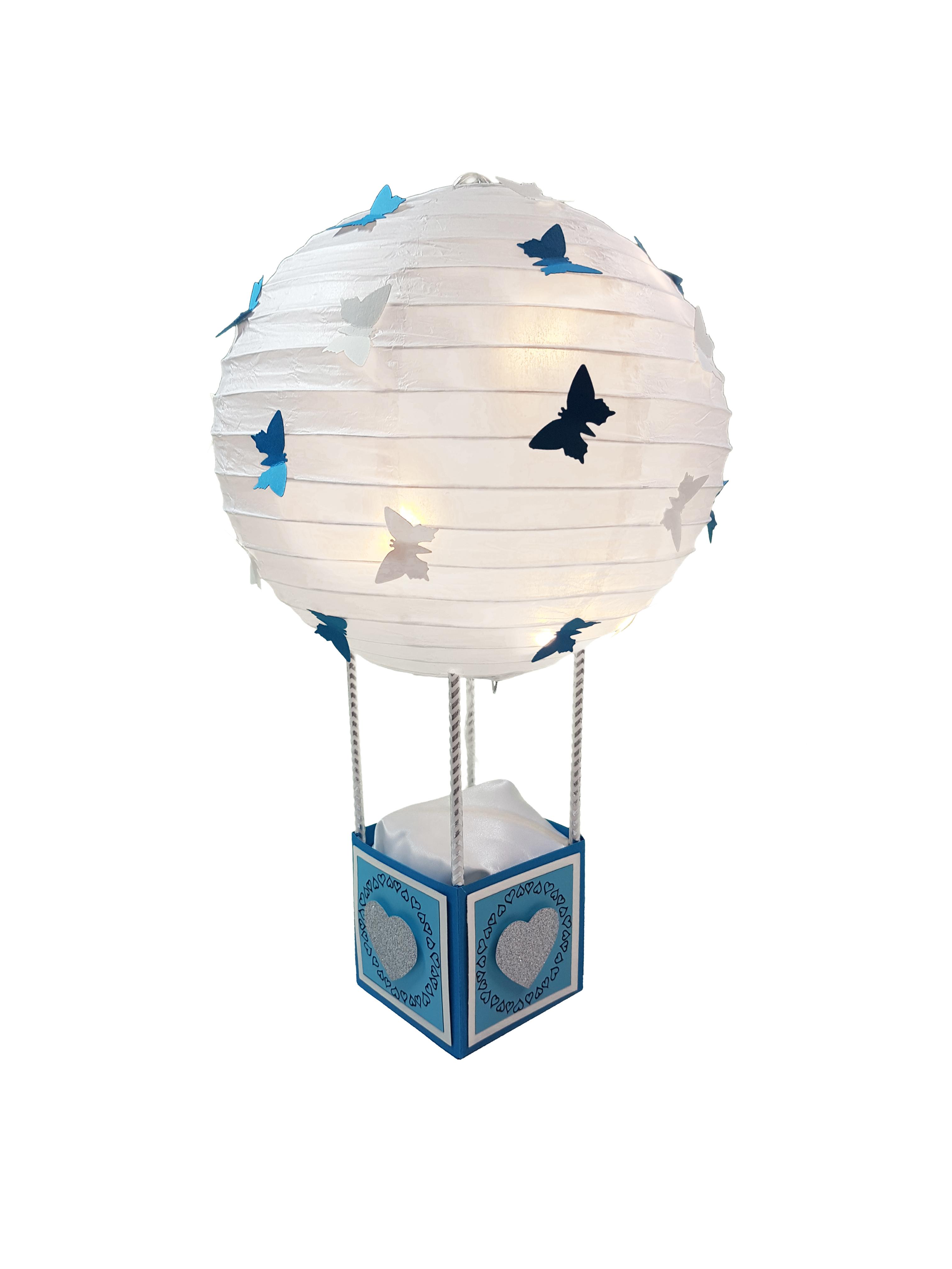 Heißluftballon Hochzeit