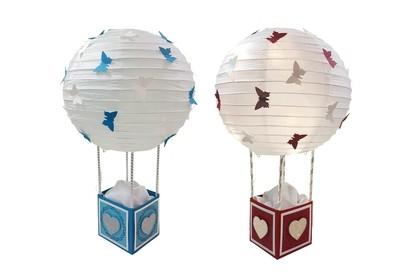 Heißluftballon Hochzeit 00302