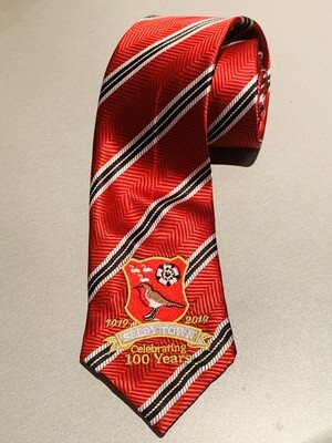 Selby Town Centenary Tie