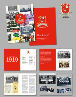 Centenary Book - Pick up from ground