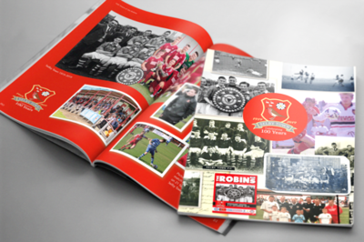 Centenary History of Selby Town Book