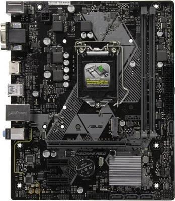 Материнская плата ASUS PRIME H310M-E R2.0 <LGA-1151v2, Intel H310, 2xDDR4, 2xPCI-E+ PCI-E 16x, 4xSATA, HDMI+ VGA, 2xPS/2, 4xUSB, 3xAudio (8Ch), GLan> mATX, RTL