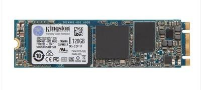 Твердотельный диск 120GB Kingston SSDNow M.2 SATA, M.2, SATA III, MLC [R/W - 550/200 MB/s]