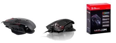 Мышь Tt eSPORTS Level 10M Advanced  (Black)