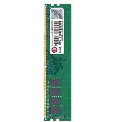 Модуль памяти Transcend 8GB JM DDR4 2400 U-DIMM 1Rx8 1Gx8 CL17 1.2V