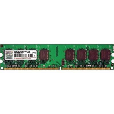 Модуль памяти Transcend 512MB U-DIMM DDR2, 667МГц, 1Rx8