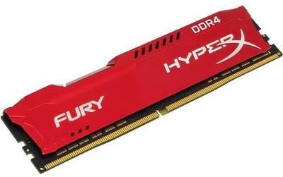 Модуль памяти Kingston 16GB 3466МГц DDR4 CL19 DIMM HyperX FURY Red