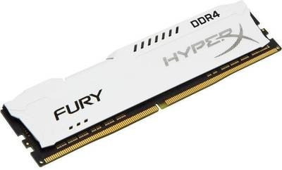 Модуль памяти Kingston 8GB 3466МГц DDR4 CL19 DIMM 1R*8 HyperX FURY White