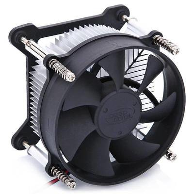 Кулер CPU DEEPCOOL CK-11508 (1150/1151/1155, 65W, 30dB, 2200 rpm, 92мм, 3pin) RTL