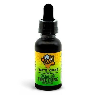 Mint CBD Tincture Drops – 600mg -  30ml